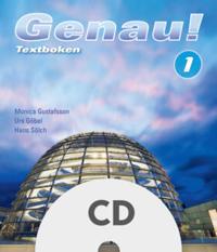 Genau! 1 Elev-cd för komplettering 5-pack