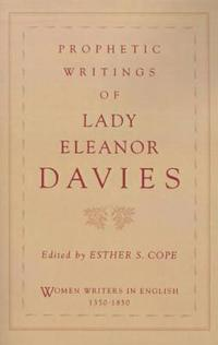 Prophetic Writings of Lady Eleanor Davies