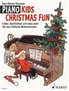 Piano Kids Christmas Fun: For Piano German/English