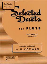 Selected Duets for Flute: Volume 2 - Advanced