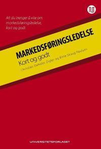 Markedsføringsledelse; kort og godt