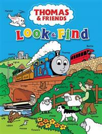 ThomasFriends Look and Find