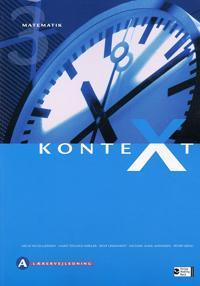KonteXt 3 - matematik-Lærervejledning A