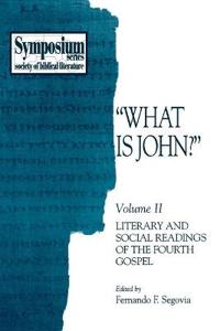 What Is John