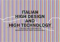Italian High Design and High Technology