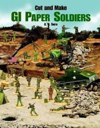 Cut & Assemble World War II Paper Soldiers