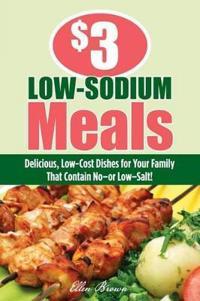 $3 Low-Sodium Meals