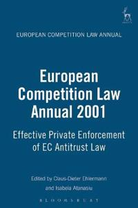 European Competition Law Annual 2001