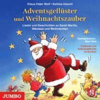 Adventsgeflüster und Weihnachtszauber. CD