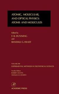 Atomic, Molecular, and Optical Physics: Atoms and Molecules