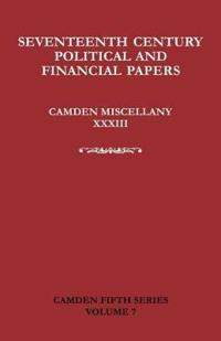 Seventeenth-Century Parliamentary and Financial Papers