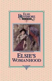 Elsie's Womanhood, Book 4