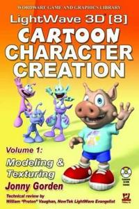 Lightwave 3D 8 Cartoon Character Creation