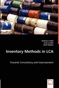 Inventory Methods in LCA