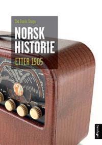 Norsk historie etter 1905; vegen mot velstandslandet