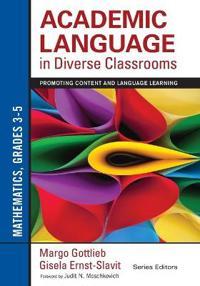 Academic Language in Diverse Classrooms: Mathematics, Grades 3-5