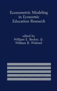 Econometric Modeling in Economic Education Research