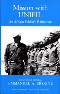 Mission with unifil : an african soldier´s reflections