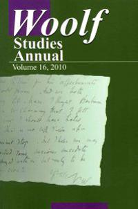 Woolf Studies Annual Vol. 16