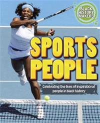 Black history makers: sports people