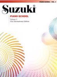 Suzuki Piano School, Vol 3