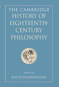 The Cambridge History of Eighteenth-Century Philosophy 2 Volume Hardback Boxed Set