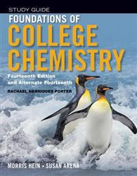 Student Study Guide to Accompany Foundations of College Chemistry, 14e & Alt 14e