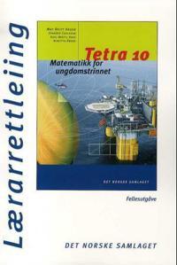 Tetra 10 - May Britt Hagen, Synnöve Carlsson, Karl-Bertil Hake, Birgitta Öberg   Inprintwriters.org