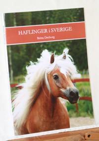 Haflinger i Sverige