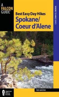 Falcon Guide Best Easy Day Hikes Spokane / Coeur D'alene
