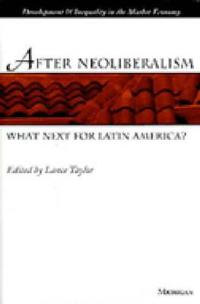After Neoliberalism