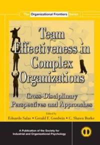 Team Effectives in Complex Organizations