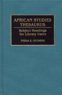 African Studies Thesaurus