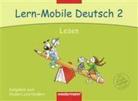 Lern-Mobile Deutsch 2. Lesen. Arbeitsheft