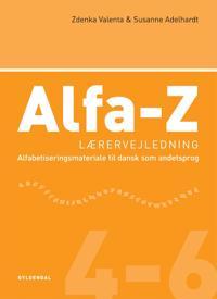 Alfa-Z 4-6 - lærervejledning