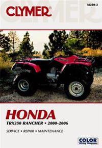 Honda TRX350 Rancher 2000-2006