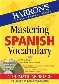 Mastering Spanish Vocabulary with Audio MP3