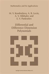 Differential and Difference Dimension Polynomials