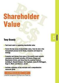 Shareholder Value: Finance 05.06