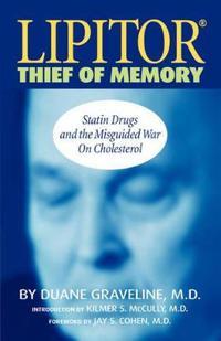 Lipitor, Thief of Memory