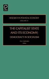The Capitalist State And Its Economy