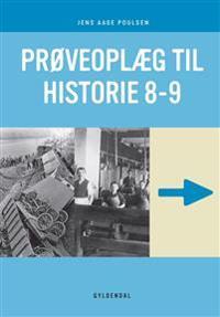 Prøveoplæg til Historie 8-9