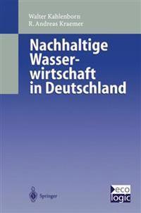 Nachhaltige Wasser-Wirtschaft in Deutschland