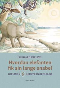 Hvordan elefanten fik sin lange snabel