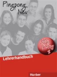 Pingpong neu 1. Lehrerhandbuch