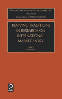 Reviving Traditions in Research on International Market Entry