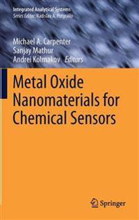 Metal Oxide Nanomaterials for Chemical Sensors