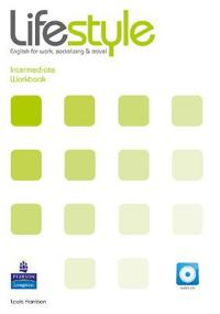 Lifestyle Intermediate Workbook and Workbook CD Pack
