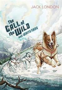 The Call of the Wild and vit Fang - Jack London - böcker (9780099582625)     Bokhandel
