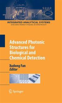 Advanced Photonic Structures for Biological and Chemical Detection